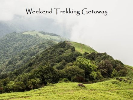 Bangalore weekend trekking holiday package